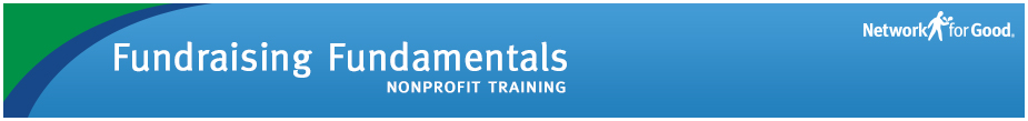 Fundraising Fundamentals premium training